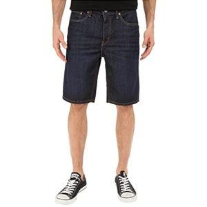 NWOT Levi's Athletic Fit Denim Blue Shorts